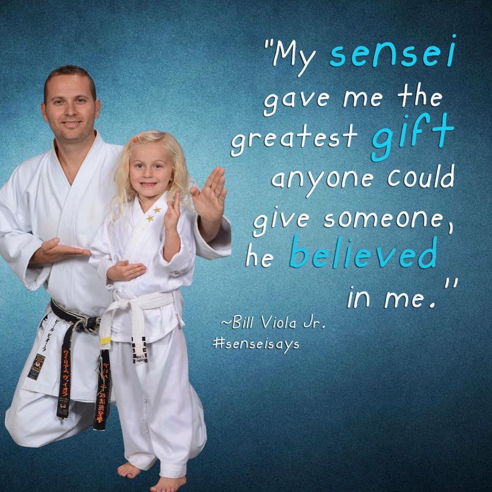 sensei says